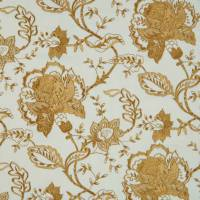 Sandringham Fabric - Gold