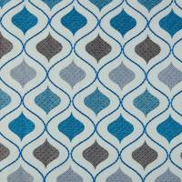 Windsor Fabric - Aqua