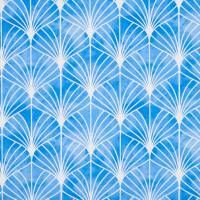 Julieta Fabric - Cobalt