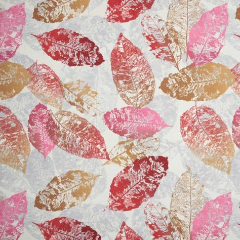 Bill Beaumont Vitality Fabrics Nurture Fabric - Rose - NURTUREROSE