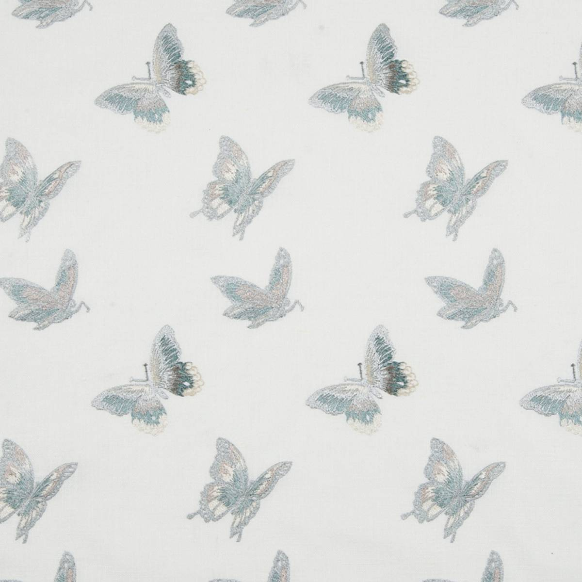 Bill Beaumont Flutter Fabric - Duck Egg Product Code: FLUTTERDUCKEGG