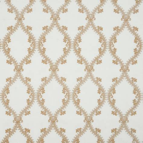 Bill Beaumont Bohemia Fabrics Gypsy Fabric - Biscuit - GYPSYBISCUIT