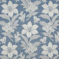 Willoughby Fabric - Denim