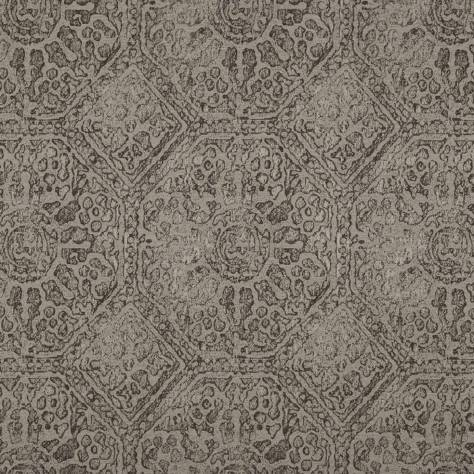 Bill Beaumont Boulevard Fabrics Cabrini Fabric - Charcoal - CABRINICHARCOAL