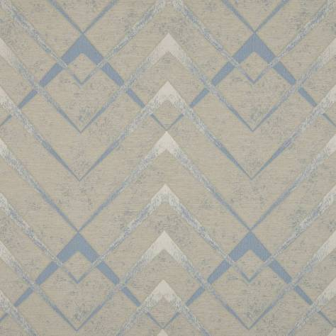 Bill Beaumont Boulevard Fabrics Octavia Fabric - Powder Blue - OCTAVIAPOWDERBLUE