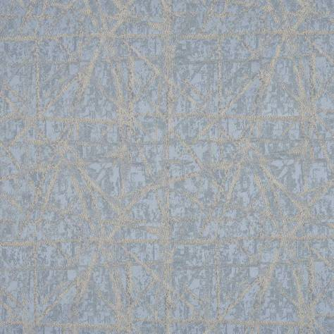 Bill Beaumont Masquerade Fabrics Hathaway Fabric - Silver Blue - HATHAWAYSILVERBLUE