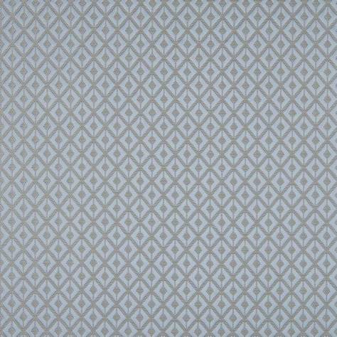 Bill Beaumont Masquerade Fabrics Taylor Fabric - Silver Blue - TAYLORSILVERBLUE