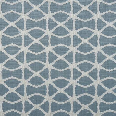 Bill Beaumont Utopia Fabrics Avatar Fabric - Stone Blue - AVATARSTONEBLUE