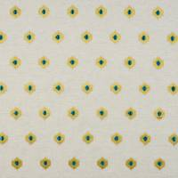 Hoopla Fabric - Chartreuse