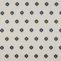 Hoopla Fabric - Navy