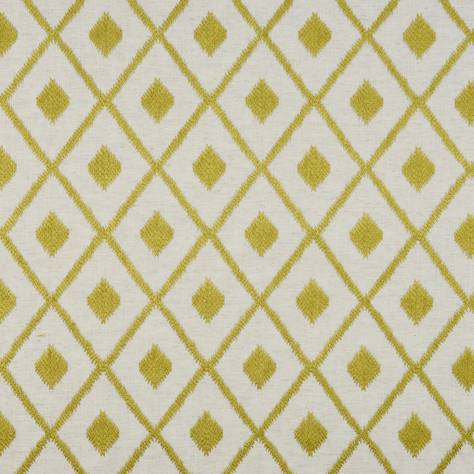 Bill Beaumont Carnival Fabrics Thrill Fabric - Lime - THRILLLIME