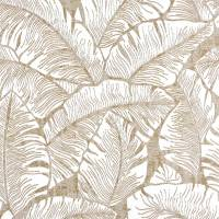 Raffia Fabric - Buttermilk