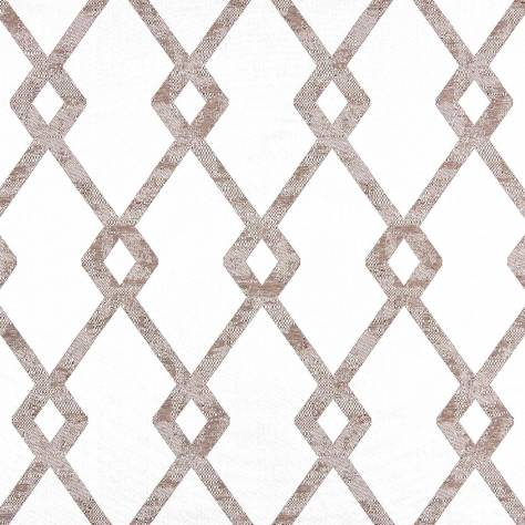 Bill Beaumont Madagascar Fabrics Sava Fabric - Blush - SAVABLUSH