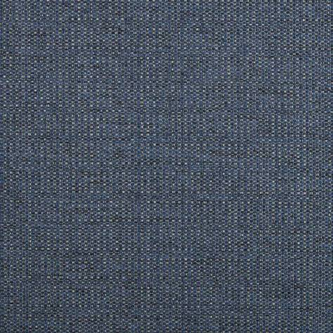 Bill Beaumont Scotch Fabrics Macallan Fabric - Navy - MACALLANNAVY