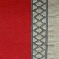 Carline Fabric - Rouge