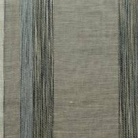 Presage Fabric - Flax/Gris Fonce