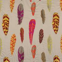 Feathers Fabric - Grenadine