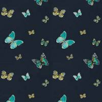 Virevolte Fabric - Blue