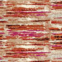 Courtoisie Fabric - Magenta/Orange