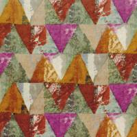 Private Fabric - Fuchsia/Orange