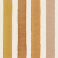 The Cabins Fabric - Yellow Gold / Nude