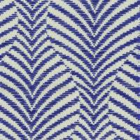 Caori Fabric - Blue Klein