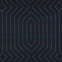 Pyramid Fabric - Night Blue