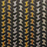 Kappa Fabric - Moon Black / Mordore