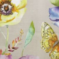 Farfalla Fabric - Lotus