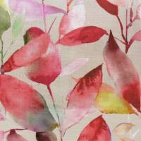 Brympton Fabric - Raspberry