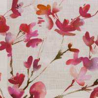 Belsay Fabric - Peony/Dove