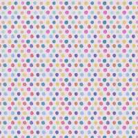 Dotty Fabric - Blossom