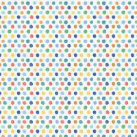 Dotty Fabric - Primary