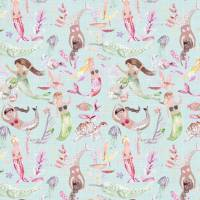 Mermaid Party Fabric - Dusk