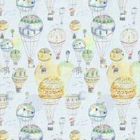 Up and Away Fabric - Citrus