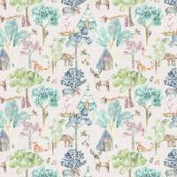 Woodland Adventures Fabric - Oat