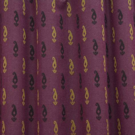 OUTLET SALES All Fabric Categories Morris Jackson Paisley Fabric - Eggplant - 127004