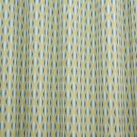 Block Fabric - Blue
