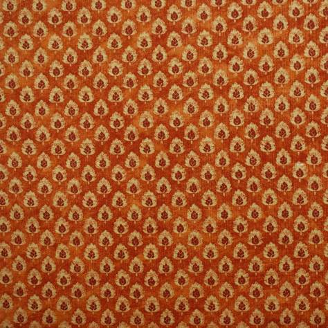 OUTLET SALES All Fabric Categories Alambra Fabric - Terracotta - ALA002