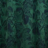 Apples and Pears Fabric - Green/Ivory