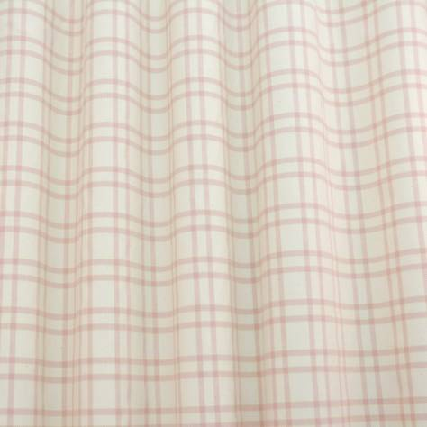 OUTLET SALES All Fabric Categories Boxwood Check Fabric - Pink - BOX001