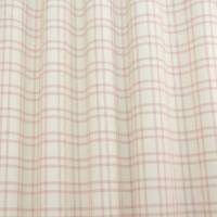 Boxwood Check Fabric - Pink