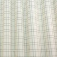 Boxwood Check Fabric - Grey