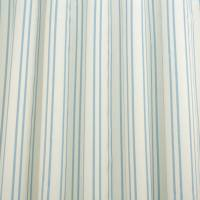 Boxwood Stripe Fabric - Sky