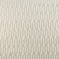 Casadeco Broadway Geometric Fabric - Taupe