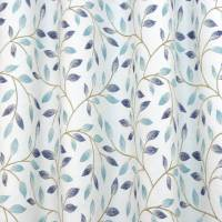 Capri Fabric - Blue