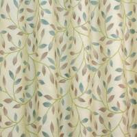 Capri Fabric - Aqua/Green