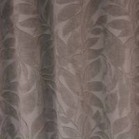 Casamance Fevilles Fabric - Taupe