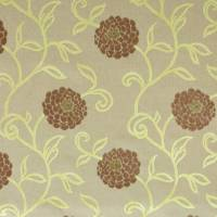 Charlotte Fabric - Brown
