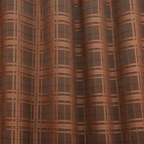 OUTLET SALES All Fabric Categories Check Fabric - Brown - CHE003